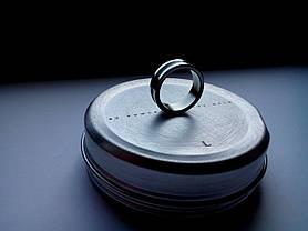 Магнитное кольцо (с черной полоской), фото 3