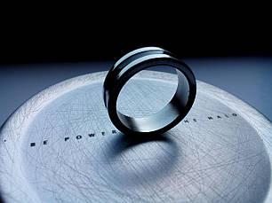 Магнитное кольцо (с черной полоской), фото 2