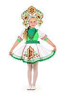 Русский народный костюм «Журавушка» девочка, рост 115-140 см