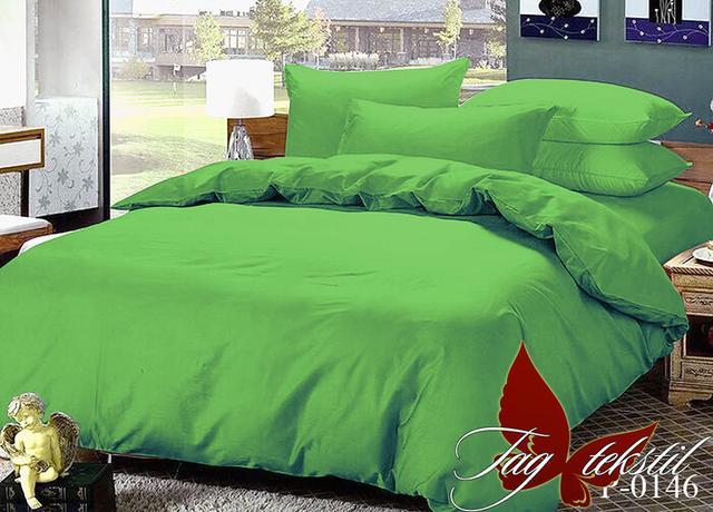 Полуторное постельное белье Поплин