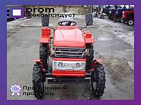 Новый мототрактор от завода ДТЗ - DW 180RX