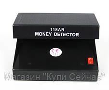 Детектор валют «AD-118AB» для быстрой проверки валюты!Опт, фото 3