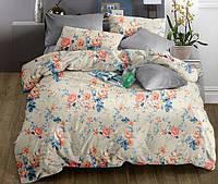 Двуспальное евро постельное бельё Valtery MP-26 CB21