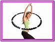 Массажный обруч с магнитами «Massaging Hoop Exerciser»!Опт, фото 3