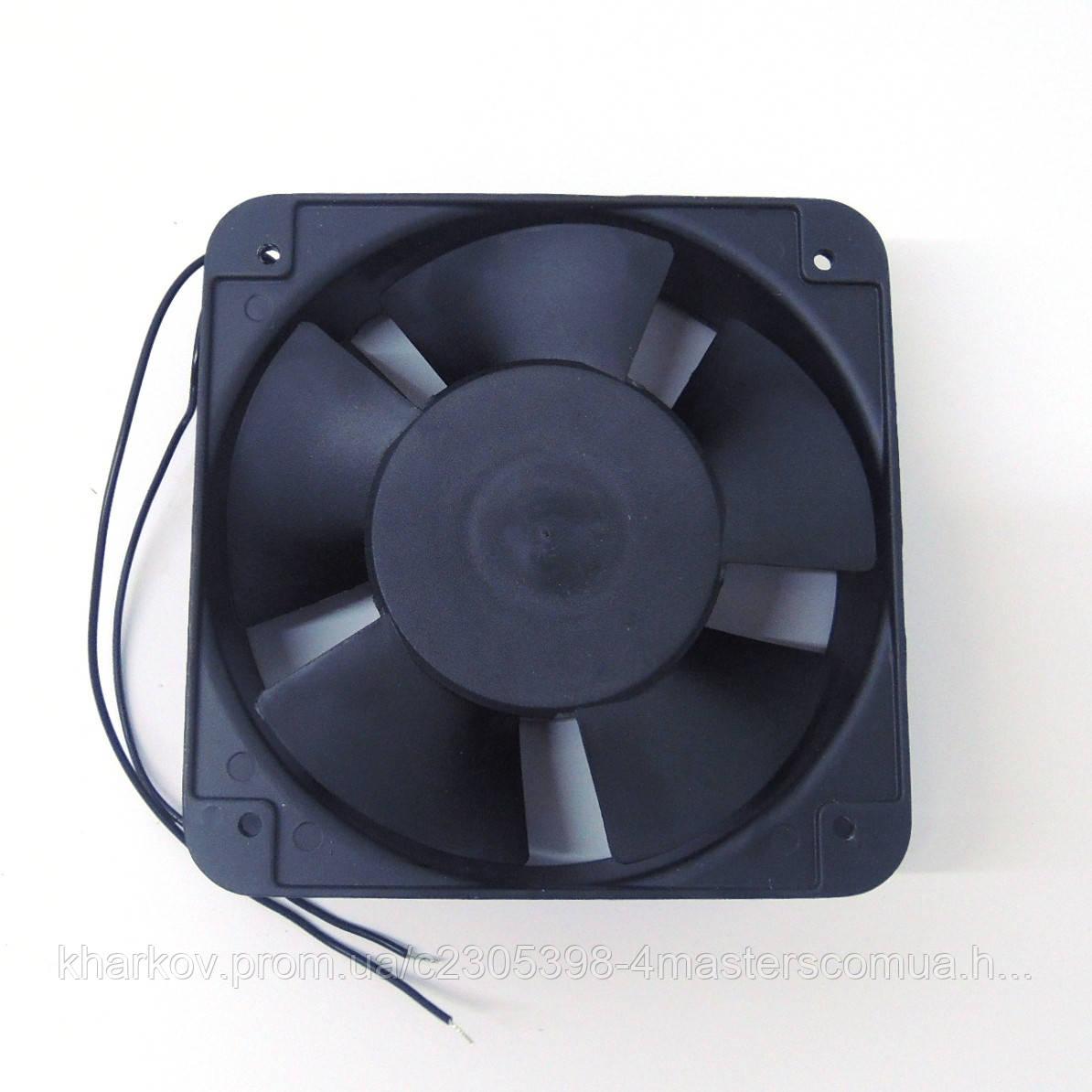 Вентилятор 220 V 120x120х38 (0.14A/23W)