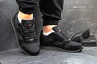 Кроссовки Reebok Сlassic черные 2419