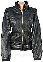 Куртка женская демисезонная. Эко-кожа