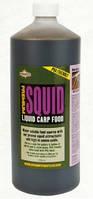 Dynamite Baits Premium Liquid Carp Food Squid (DY338) - аттрактант жидкий