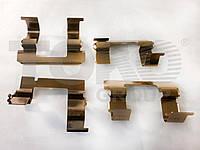 Ремкомлект тормозних колодок дискових на SUZUKI