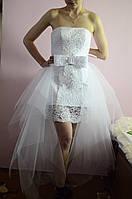 Свадебное платье- трансформер