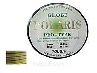 Леска Globe Polaris Pro-Type 1000м материал нейлон