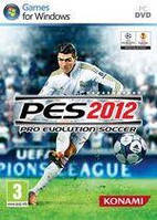 Компютерная игра  Pro Evolution Soccer 2012(PC) original