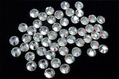 Стразы Swarovski crystal ,SS5 (100 шт) в баночке