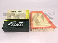 Воздушный фильтр на SKODA RAPID, FABIA, ROOMSTER
