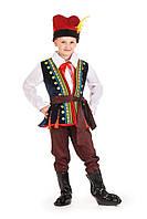 Польский национальный костюм для мальчика, рост 130-140 см