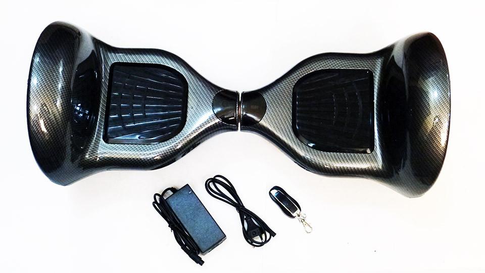 Гироскутер Smart Balance 10 Bluetooth + сумка Карбон