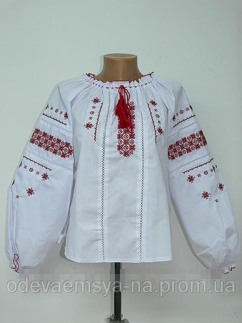 """Блуза Вышитая на девочку """" Харизма 2"""""""