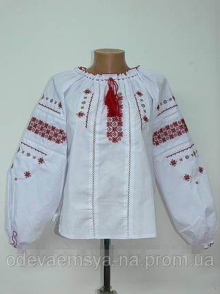 "Блуза Вышитая на девочку "" Харизма 2"", фото 2"