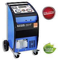 ECOS 200 установка для заправки автомобильных кондиционеров