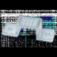 Монтажная клипса для светодиодных лент 220В 2835-180 12мм