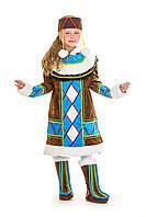 Эскимоска - костюм для девочки, рост 130-140 см