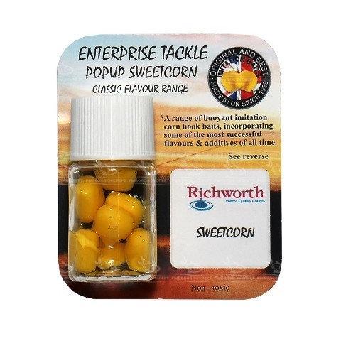 Кукуруза Enterprise tackle Flavoured PopUp Sweetcorn SWEETCORN - YELLOW