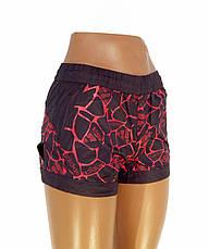 Женские шорты реплика Adidas серые, фото 2