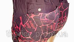 Женские шорты реплика Adidas серые, фото 3