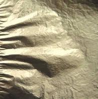 Поталь свободная, золото №2, 14*14см,  25 листов, D.K.Art&Craft
