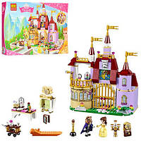 Конструктор детский Замок принцессы, 10565 DP