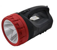 Фонарь Flash YJ 2827 сверхмощный поисковый фонарик светодиодный, аккумуляторный