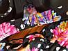 Цветастый купальник бандо с рюшиками VS, фото 7