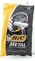 BIC однораз. станки BIC Метал 10 шт.