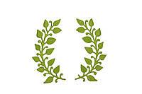 Веточка травянистая,12шт