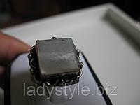 Кольцо с перламутром, размер 16,4 от студии LadyStyle.Biz