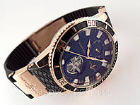 Мужские часы Ulysse Nardin - Automatic 200м tourbillon, механические с автозаводом