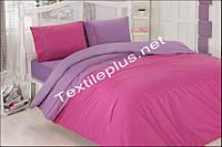 Постельное белье ранфорс First Choice Koyu lila Турция