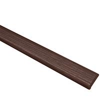 Доборная планка Венге 50 мм. 2,1 м