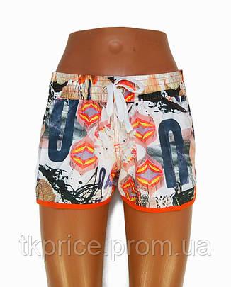 Женские шорты трикотажные, фото 2