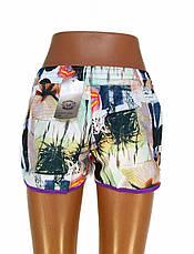 Женские шорты трикотажные, фото 3