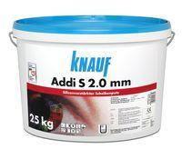 Кнауф Addi S Модифицированная силиконом декоративная штукатурка (тонированная) 25 кг
