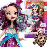 Кукла Эвер афтер Хай Мэделин  Базовая  переиздание Ever After High Madeline Hatter First Chapter