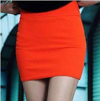 Женская яркая модная юбка мини, разные размеры, разные цвета. Розница, опт в Украине., фото 1