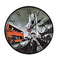 """Часы круглые настенные № 139 """"Лондон"""""""