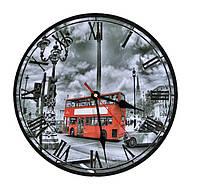 """Часы круглые настенные № 140 """"Лондон"""""""