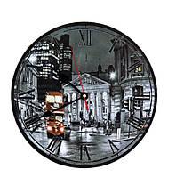 """Часы круглые настенные № 141 """"Лондон"""""""