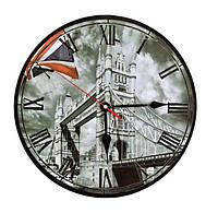 """Часы круглые настенные № 143 """"Лондон"""""""