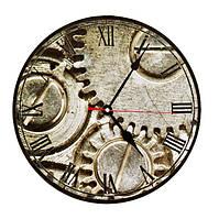 """Часы круглые настенные № 149 """"Механизм"""""""