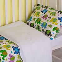 Постельный комплект детского белья SoundSleep Cartoon Elephant Ran-101