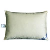 Подушка пуховая 50% SoundSleep Calm оливковая 50х70 см